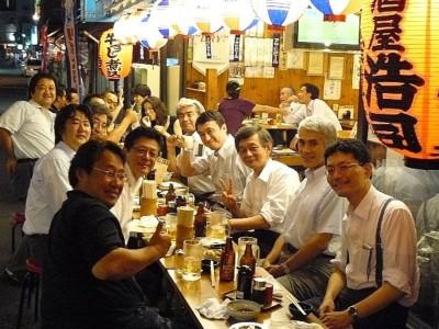 USAN in 居酒屋浩司