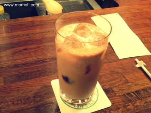 アイス・カフェ・オレ