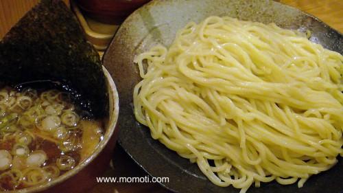 利平のつけ麺(大)