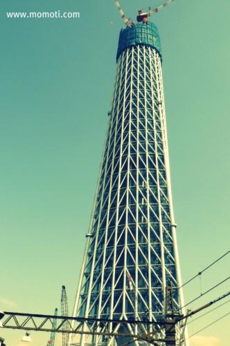 東京スカイツリー 303m