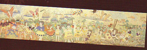 「At.Jennie Richee」 Henry Darger