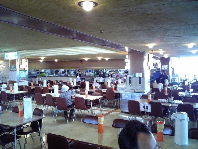 マルカンデパート展望台食堂