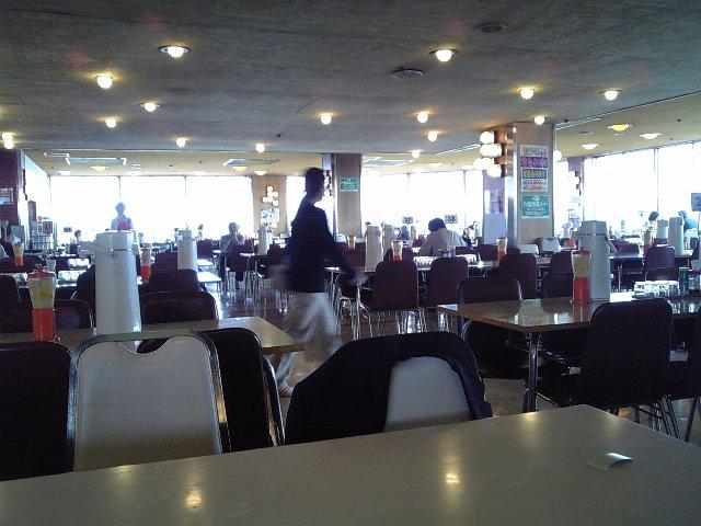 マルカンデパート展望大食堂