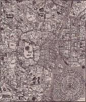 皇居という空虚な中心をもった東京