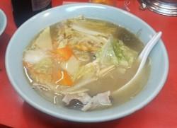 タンメン(菜苑)