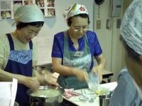 「男の料理」教室の先生