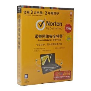 ノートン Norton Internet Security 2012 更新2年 3PC 日本語対応 並行輸入品(アジア版)