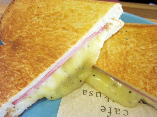 ハム&チーズ