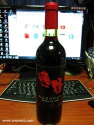 遠野 山ぶどうワイン