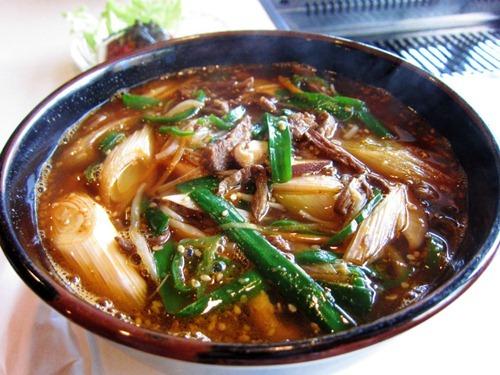 盛楼閣の温麺