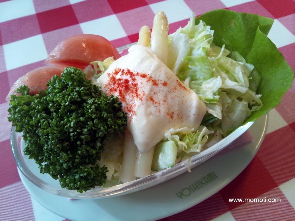 モモログ3|洋食屋ヨシカミのポ...