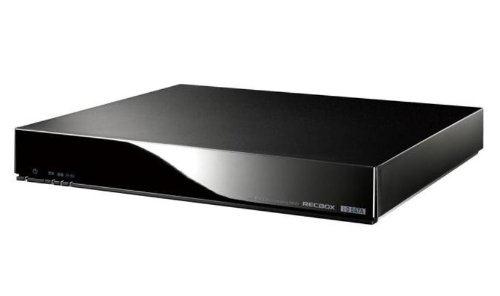 I-O DATA DTCP-IP 対応ハイビジョンレコーディングハードディスク「RECBOX」1.0TBモデル HVL-AV1.0