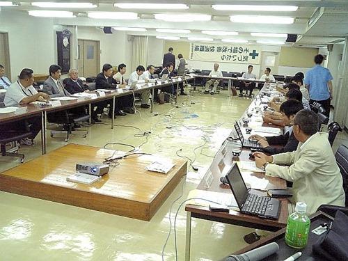 2007年10月5日の南九州三県合同勉強会