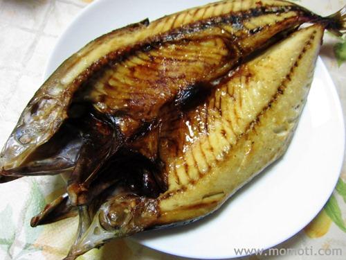 生干し昆布干物 北海道産鯖干物