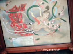 堂本印象画「天人之図」