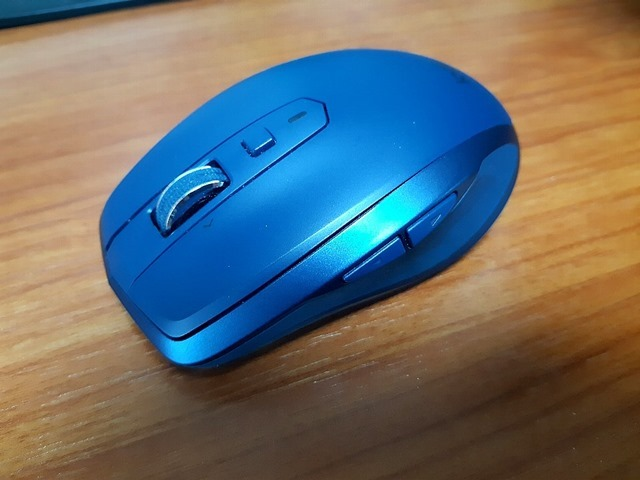 ロジクール_ANYWHERE_2S_ワイヤレス モバイルマウス_MX1600s_ミッドナイトティール