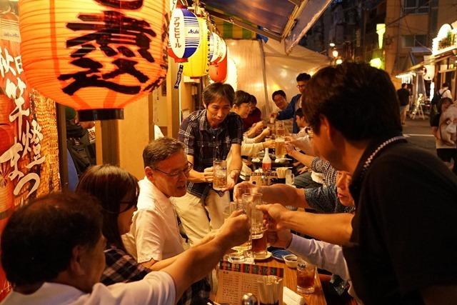 続・乾杯(写真:村上さん)