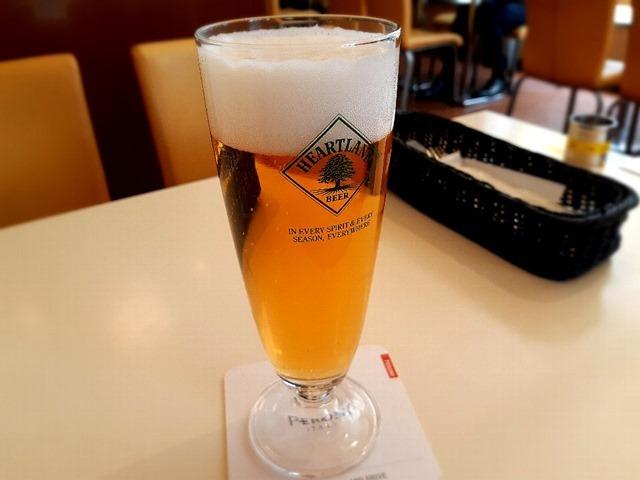 「PERONI」という名のイタリア製のビール