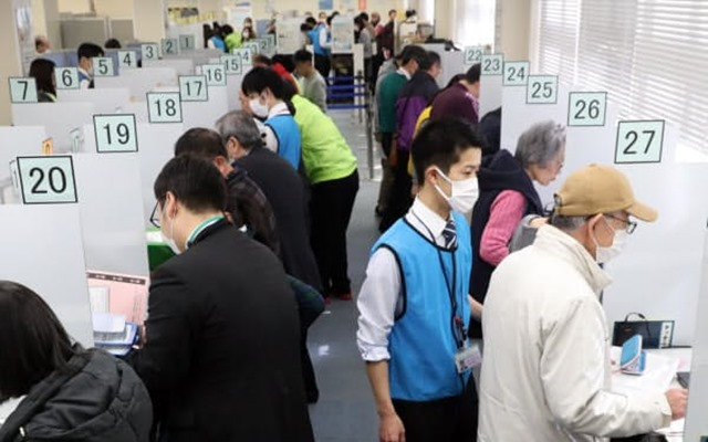 確定申告、4月16日まで延長 新型コロナ拡大で国税庁。(日本経済新聞)