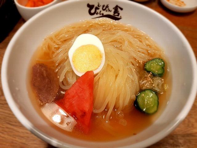 盛岡冷麺大盛(辛別)