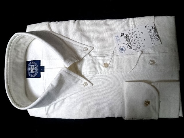 J.PRESS 【ORIGINALS】 アービングB.Dシャツ