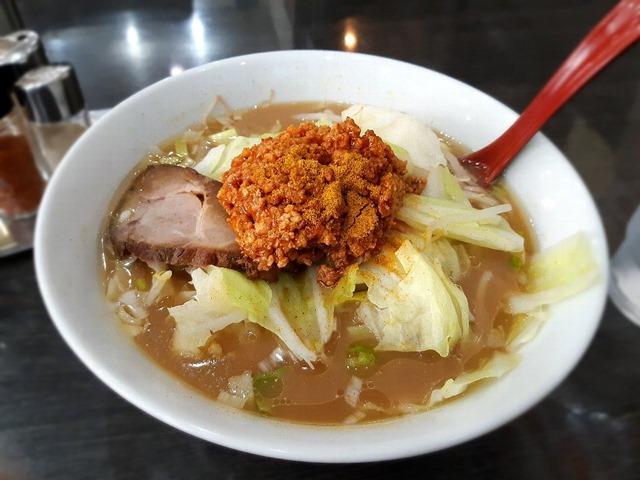 カレージャン麺