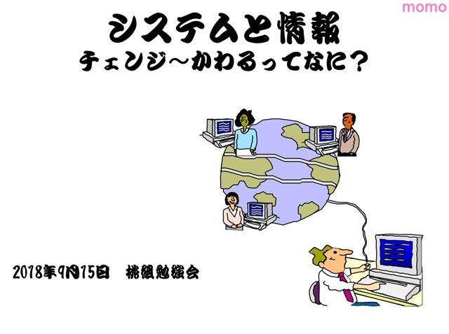 システムと情報