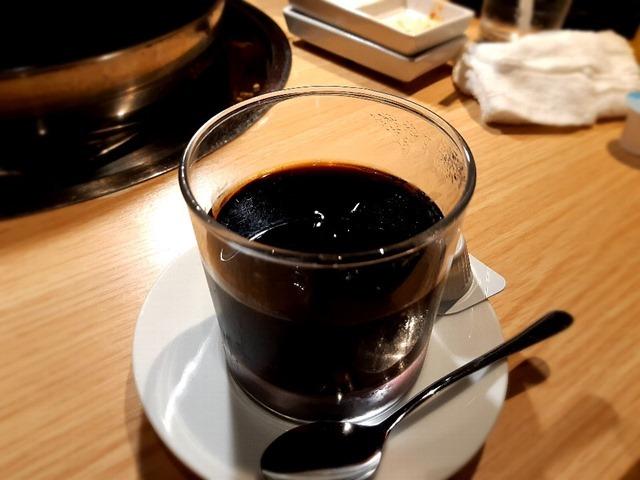 デザート(アイスコーヒー)