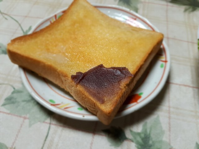 あんバター