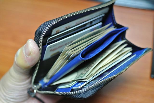 「ディアブロ」メンズ財布