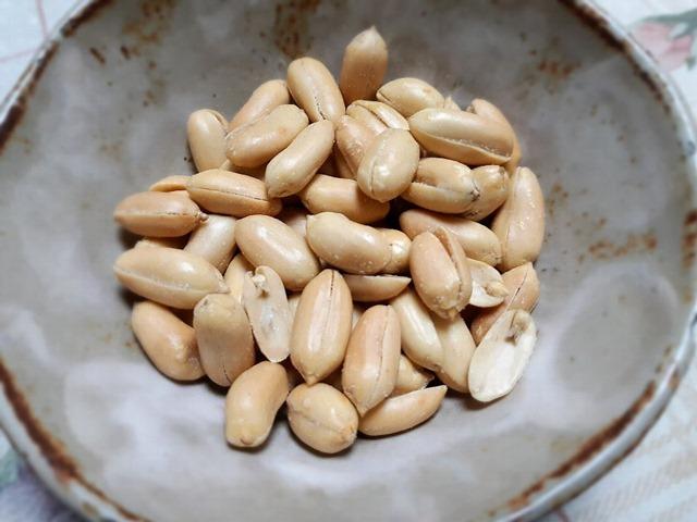 千葉県産?バターピーナッツ