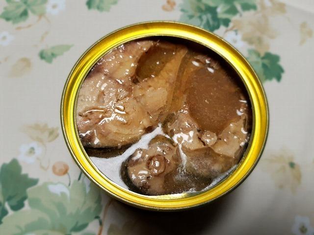 サバ水煮缶