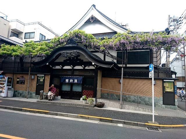 曙湯と藤の花_2016