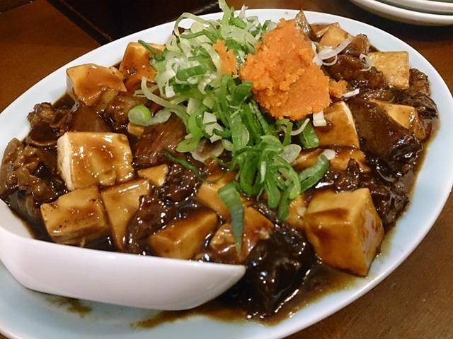 牛筋豆腐煮込