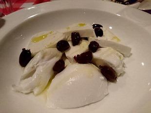 モッツァレラチーズ&オリーブ