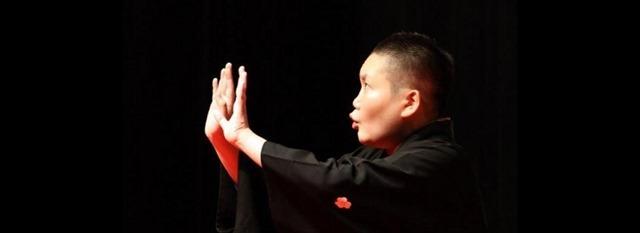 三遊亭歌橘師匠