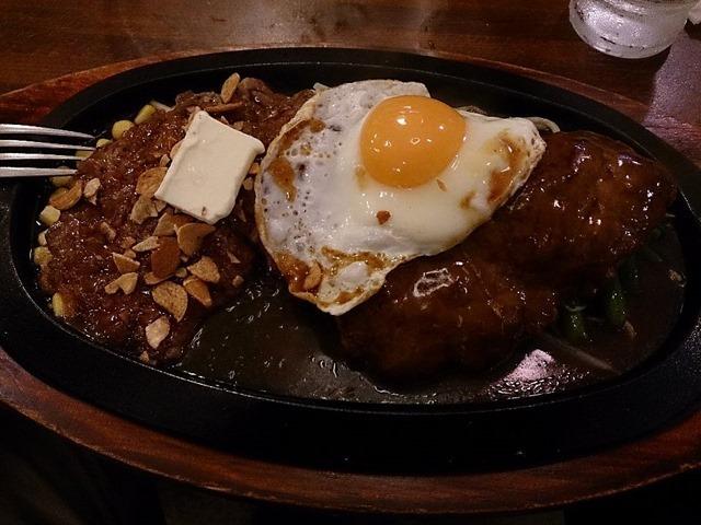 くいしんぼステーキ(ハーフカット)&ハンバーグ