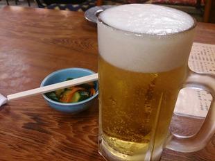 最近はビールという禁断の飲み物を愛用している