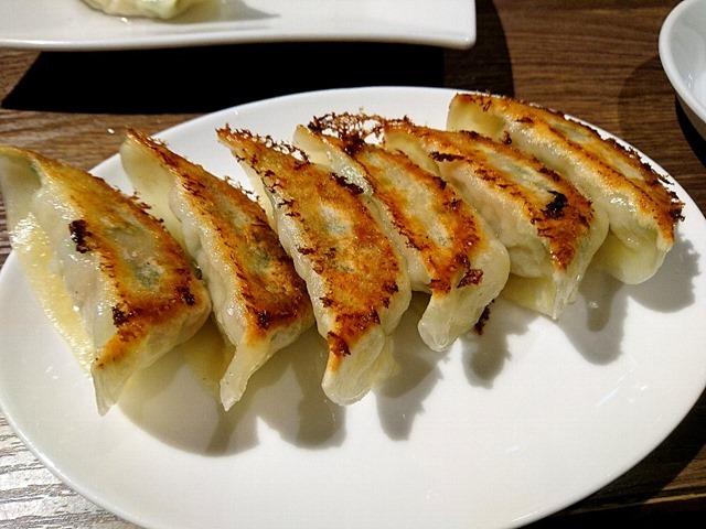 スタミナニラ餃子