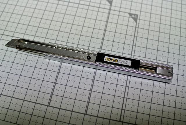 オルファ(OLFA)リミテッドSA小型カッターLtd-03