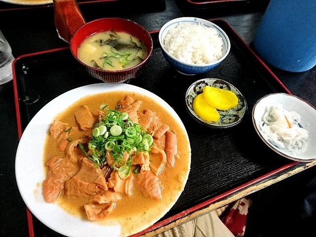 ホルモン定食(大・小)