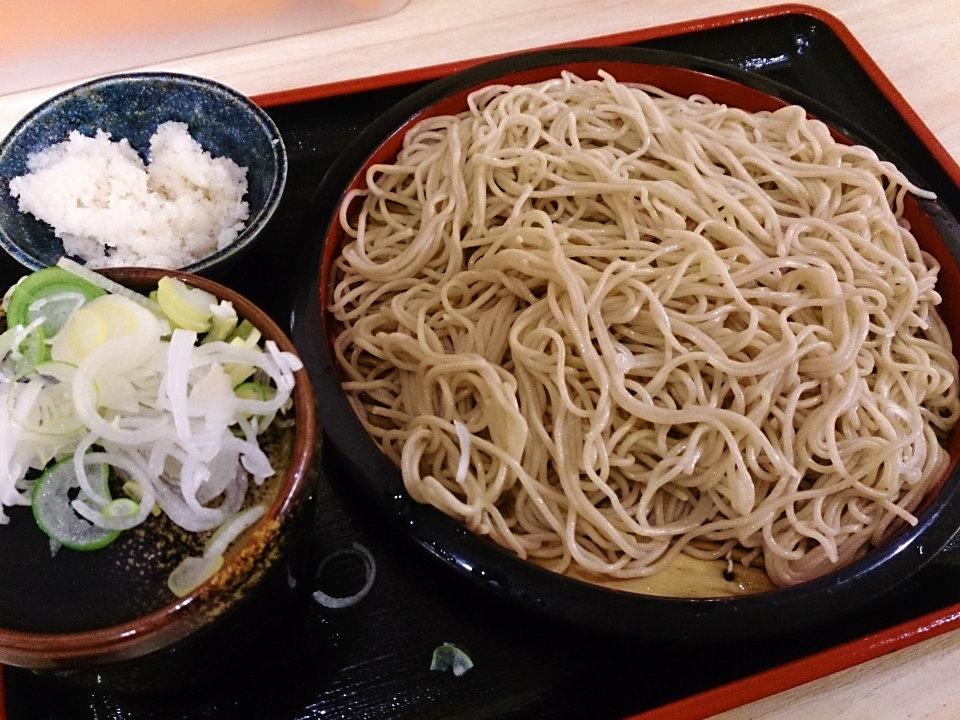 そばよし 京橋店>