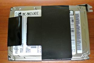 IDE2.5インチハードディスク