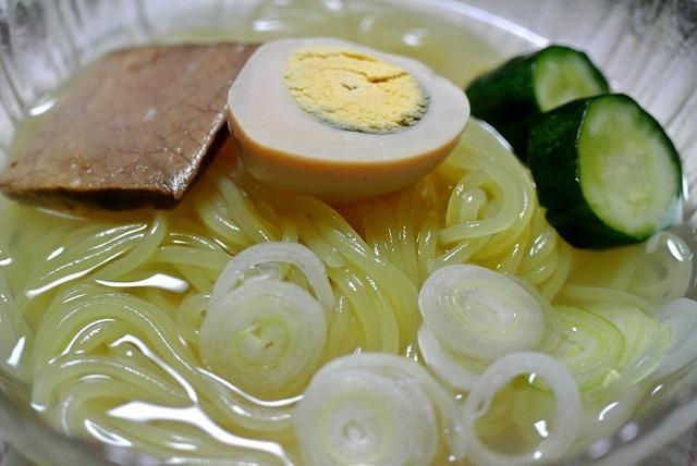 ヤマトの冷麺(自家製)