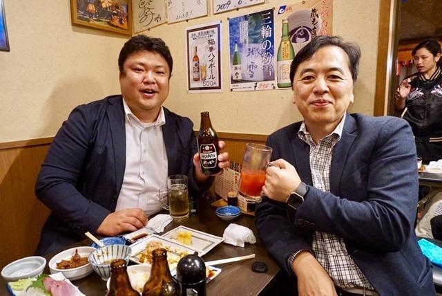 浅井さん、田端さん