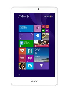 AcerタブレットIconia_Tab8W