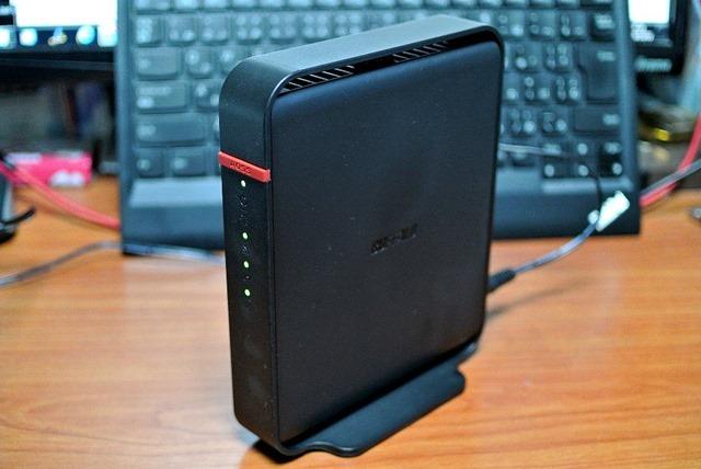 BUFFALO_11ac/n/a/g/b_無線LAN親機(Wi-Fiルーター)_エアステーション_WHR-1166DHP2/N