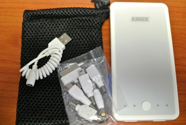 AnkerAstro3E大容量モバイルバッテリー10000mAh