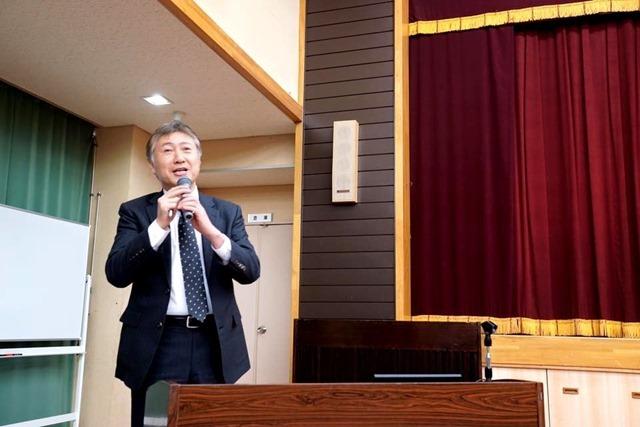 荒木社長の盛岡での講演について。(建設業の人材確保・育成について)