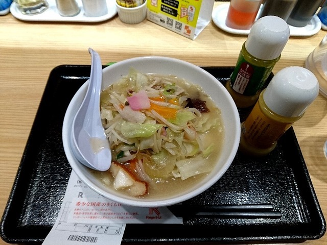 野菜たっぷり食べるスープ(塩味)